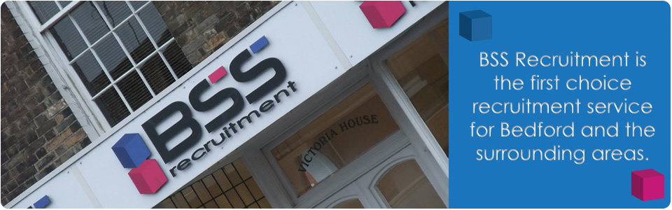 BSS recruitment are the first choice for recruitment in Bedford